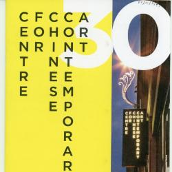 Booklet '30 Years of CFCCA Exhibitions and Events February - July 2016'