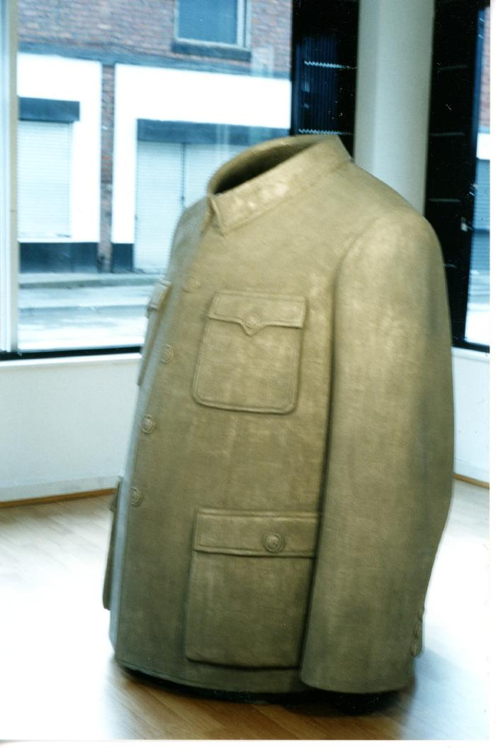 Exhibition photograph 'New Year Dream': 'Legacy Mantle' by Sui Jianguo